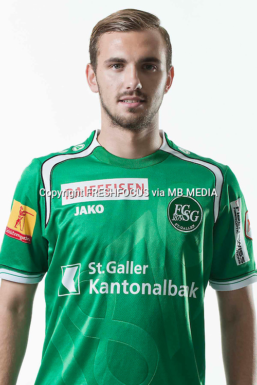 24.06.2014; St.Gallen; Fussball Super League - Portrait FC St. Gallen;<br />
