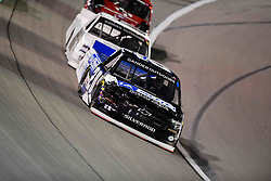March 1, 2019 - Las Vegas, Nevada, U.S. - LAS VEGAS, NV - MARCH 01: Spencer Boyd (20) Randy Young Chevrolet Silverado racing during the Gander Outdoors Truck Series Strat 200 race on March 1, 2019, at Las Vegas Motor Speedway in Las Vegas, NV. (Photo by David Allio/Icon Sportswire) (Credit Image: © David Allio/Icon SMI via ZUMA Press)