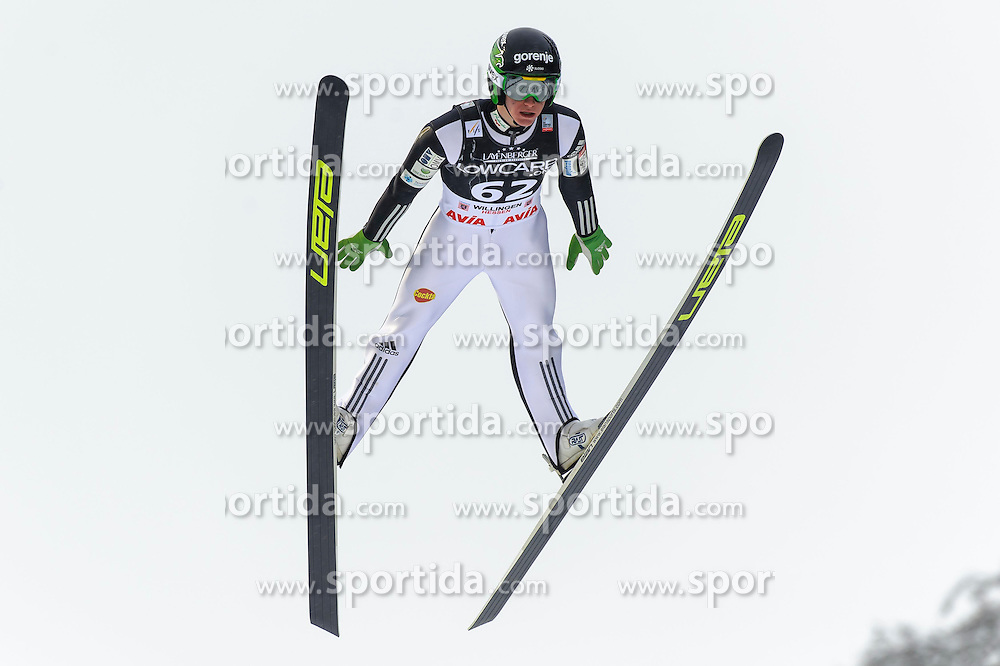 01.02.2015, M&uuml;hlenkopfschanze, Willingen, GER, FIS Weltcup Ski Sprung, Willingen, im Bild Peter Prevc (SLO) // during men' s Large Hill competition of FIS Ski Jumping world cup at the M&uuml;hlenkopfschanze in Willingen, Germany on 2015/02/01. EXPA Pictures &copy; 2015, PhotoCredit: EXPA/ Rolf Kosecki<br /> <br /> *****ATTENTION - OUT of GER*****