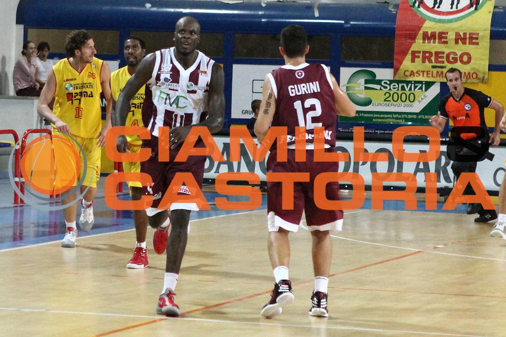 DESCRIZIONE : Veroli Lega Basket A2 ottavi di finale ritorno qualificazioni final four eurobet 2012-13  Prima Veroli Fmc Ferentino <br /> GIOCATORE : James Delroy<br /> CATEGORIA : esultanza<br /> SQUADRA : Fmc Ferentino<br /> EVENTO : Lega Basket A2 ottavi di finale ritorno qualificazioni final four eurobet 2012-13 <br /> GARA :  Prima Veroli Fmc Ferentino<br /> DATA : 30/09/2012<br /> SPORT : Pallacanestro <br /> AUTORE : Agenzia Ciamillo-Castoria/ M.Simoni<br /> Galleria : Lega Basket A2 2012-2013 <br /> Fotonotizia :  Veroli Lega Basket A2 ottavi di finale ritorno qualificazioni final four eurobet 2012-13  Prima Veroli Fmc Ferentino <br /> Predefinita :
