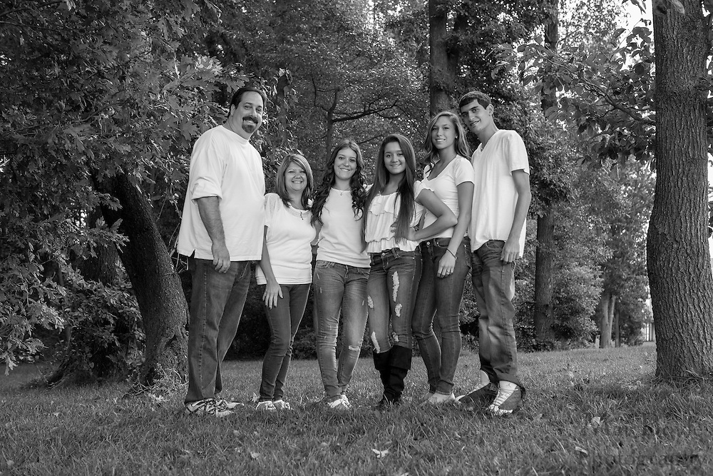 Demarco Family Portrait in  Woolwich Township, NJ on Sunday September 29, 2013. (photo / Mat Boyle)