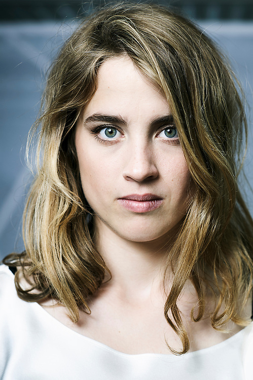CANNES, FRANCE. MAY 15, 2011. Actress Adele Haenel at the Cannes Film Festival. (Photo: Antoine Doyen)