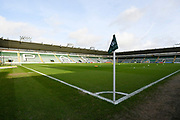 General view inside Home Park Stadium before the EFL Sky Bet League 1 match between Plymouth Argyle and Accrington Stanley at Home Park, Plymouth, England on 22 December 2018.