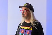 Portraits of the musician J Mascis of the band Dinosaur Jr. taken on-location at SiriusXM Studio in New York, NY on August 4, 2016. © Matthew Eisman/ Getty Images. All Rights Reserved