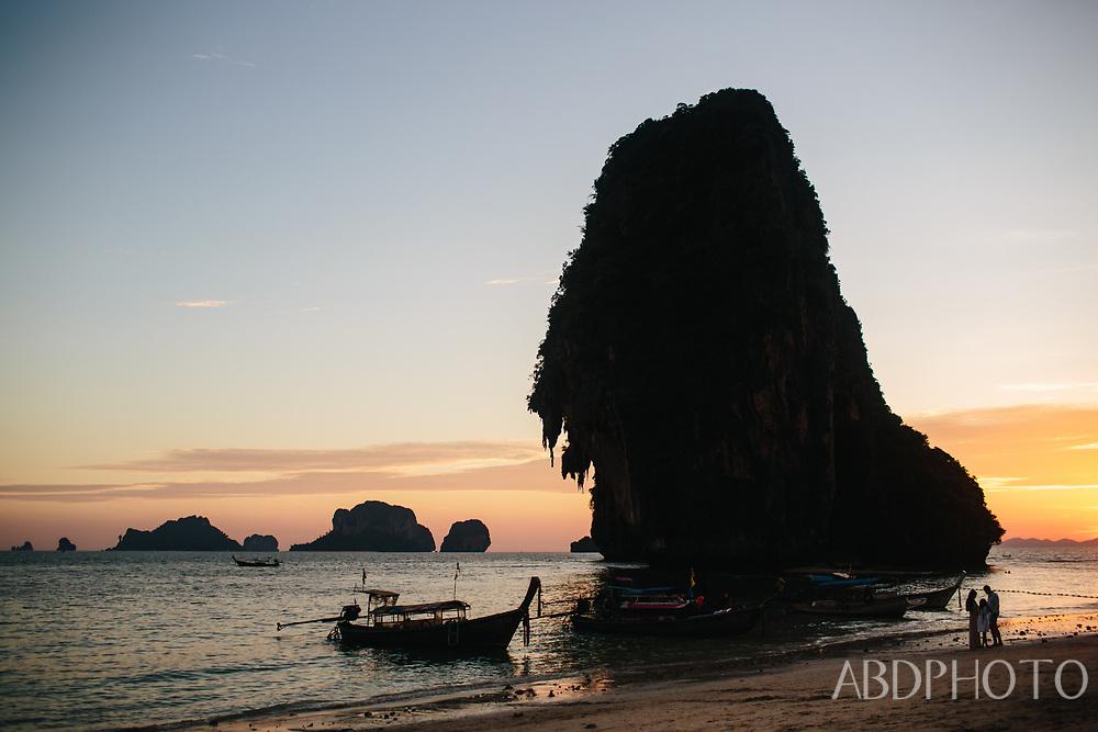 phangan beach krabi rayavadee resort