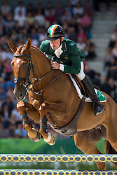Joseph Murphy, (IRL), Electric Cruise - Jumping Eventing - Alltech FEI World Equestrian Games™ 2014 - Normandy, France.<br /> © Hippo Foto Team - Leanjo De Koster<br /> 31-08-14