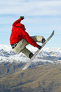 26th July 2003, Cardrona Ski field, Cardrona, New Zealand.  Burton NZ Open Snowboarding Championships.<br />