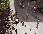 Place Verdun, Perpignan, France, Rue des Fabriques Couvertes