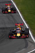 June 9-12, 2016: Canadian Grand Prix. Max Verstappen, Red Bull , Daniel Ricciardo (AUS), Red Bull