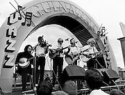 The Dubliners top the bill on stage at the Guinness Family Fun Day.<br />