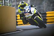 Rob HODSON, GBR, JGH Racing BMW S 1000 RR<br /> <br /> 65th Macau Grand Prix. 14-18.11.2018.<br /> Suncity Group Macau Motorcycle Grand Prix - 52nd Edition.<br /> Macau Copyright Free Image for editorial use only