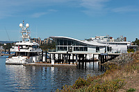 Boom and Batten Restaurant opened at the Victoria International Marina in the summer of 2019.