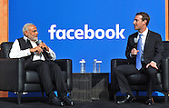 Indian PM Modi Facebook Q&A With Mark Zuckerberg