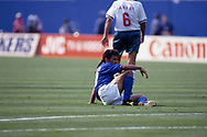 FIFA World Cup - USA 1994<br /> 13.7.1994, Giants Stadium, New York/New Jersey.<br /> World Cup Semi-final, Bulgaria v Italy.