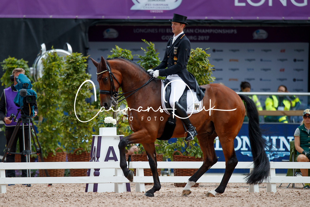 Rothenberger Soneke, GER, Cosmo 59<br /> FEI European Driessage Championships - Goteborg 2017 <br /> &copy; Hippo Foto - Dirk Caremans<br /> 26/08/2017,