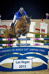 Leprevost Penelope, FRA, Vagabond de la Pomme<br /> World Cup Final Jumping - Las Vegas 2015<br /> © Hippo Foto - Dirk Caremans<br /> 17/04/2015
