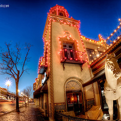 The Plaza Lights of the Country Club Plaza, well into the seventh decade of lighting up the Plaza for the holiday season