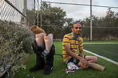 gaza amputee soccer team
