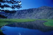 USA, Wyoming, Yellowstone National Park. Snake River.