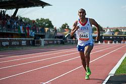 MASTOURI Djamel, FRA, 1500m, T38, 2013 IPC Athletics World Championships, Lyon, France
