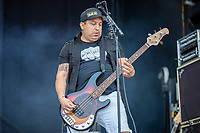 2019-06-07 | Norje, Sweden: Daniel Cordero performing at Sweden Rock Festival 2019 ( Photo by: Roger Linde | Swe Press Photo )<br /> <br /> Keywords: Sweden Rock Festival, Norje, Festival, Music, SRF, LOK