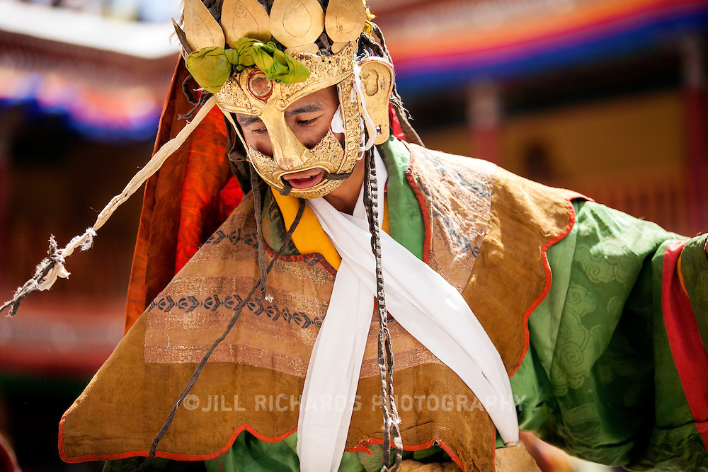 Travel photography images from India — Ladakh and Delhi. Images from Kalachakra Festival, an annual Buddhist gathering, tours of the Hemis Monastery and Mask Festival, stays with a Ladkhi family in Ang and camping with nomads near Lake Tsomoriri.