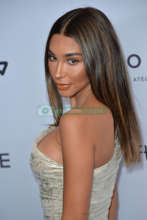 September 5, 2019, New York, NY, USA: September 5, 2019  New York City..Chantel Jeffries attending The Daily Front Row Fashion Media Awards arrivals on September 5, 2019 in New York City. (Credit Image: © Kristin Callahan/Ace Pictures via ZUMA Press)