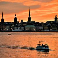 Stockholm, Sweden - One