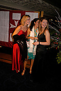 Ella Newhouse, Holly Millwood and Gemma Freemantle. White Knights Ball, Grosvenor House Hotel 7 January 2005. ONE TIME USE ONLY - DO NOT ARCHIVE  © Copyright Photograph by Dafydd Jones 66 Stockwell Park Rd. London SW9 0DA Tel 020 7733 0108 www.dafjones.com