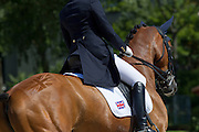 Eilidh Grant - Comanche Crumble<br /> FEI European Championships Dressage Juniors and Young Riders 2012<br /> © DigiShots