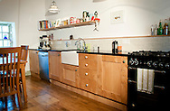 Pete Hewitt Woodwork.Newhaven Kitchen, Edinburgh..pic Alex Hewitt.alex.hewitt@gmail.com.07789 871540