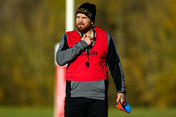 Wasps Assistant Attack Coach Martin Gleeson during training ahead of the European Challenge Cup fixture against SU Agen - Mandatory by-line: Robbie Stephenson/JMP - 18/11/2019 - RUGBY - Broadstreet Rugby Football Club - Coventry , Warwickshire - Wasps Training Session