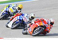Casey Stoner AUS..MotoGP..GP Valencia (circuit Valencia)..05-07.11.2010..Photo: Stan Perec..