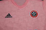 Adidas Sheffield Utd new shirts for the 2020/21 season at Bramall Lane, Sheffield.Picture date: 30th July 2020. Picture Credit should read: Simon Bellis Sportimage