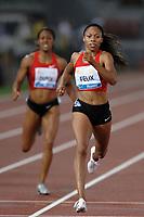 "Allyson FELIX of USA winner 400m women<br /> Roma 26/5/2011 Stadio ""Olimpico""<br /> Track & Field Samsung Diamond League - Atletica Compeed Golden Gala<br /> Foto Andrea Staccioli Insidefoto"