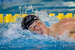 21-10-2017 NED: Swimcup Amsterdam 2017, Amsterdam<br /> Luc Kroon 400m