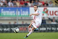 FOOTBALL - FRENCH CHAMPIONSHIP 2009/2010 - L1 - LE MANS UC v LILLE OSC - 24/04/2010 - PHOTO ERIC BRETAGNON / DPPI - YOHAN CABAYE (LILLE)
