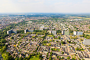 Nederland, Limburg, Roermond, 27-05-2013;<br /> Roermond-Zuid, Donderberg<br /> Overview Roermond.<br /> luchtfoto (toeslag op standard tarieven)<br /> aerial photo (additional fee required)<br /> copyright foto/photo Siebe Swart