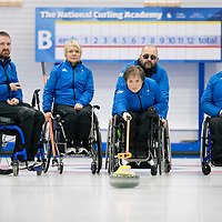 ParalympicsGB Curling Team