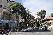 Israel, West Jerusalem, Eilat street, Machane Yehuda neighbourhood