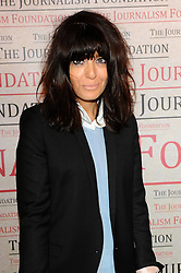 Claudia Winkleman at the Priceless Evening - gala fundraiser , in London on Tuesday, 22nd May 2012.   Photo by: Chris Joseph / i-Images