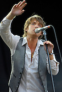 Paolo Nutini, Virgin Mobile V Festival V2009, Hylands Park, Chelmsford, Essex, Britain - 22nd Aug 2009..