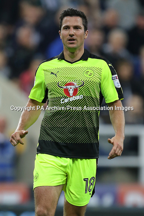 Reading's Yann Kermorgant