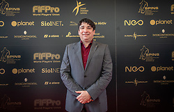 Beno Fekonja, president of NK Triglav during SPINS XI Nogometna Gala 2019 event when presented best football players of Prva liga Telekom Slovenije in season 2018/19, on May 19, 2019 in Slovene National Theatre Opera and Ballet Ljubljana, Slovenia. ,Photo by Urban Meglic / Sportida