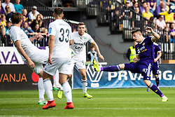 Football match between NK Maribor and NK Krsko in 35th Round of Prva liga Telekom Slovenije 2018/19, on May 22th, 2019, in Ljudski vrt, Maribor, Slovenia. Photo by Grega Valancic / Sportida