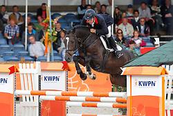 Heijligers Rob (NED) - SRI Aladdin<br /> KWPN Paardendagen Ermelo 2010<br /> © Dirk Caremans