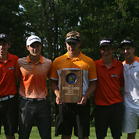 2018 WIAA Boys Golf - Verona Sectional