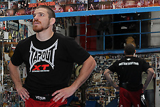 May 2, 2012: UFC on FOX 3 Workouts