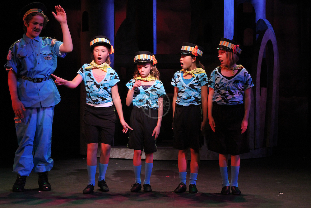 Broadway Bound Children's Theatre production of Seussical The Musical - Cast C, June 2012.