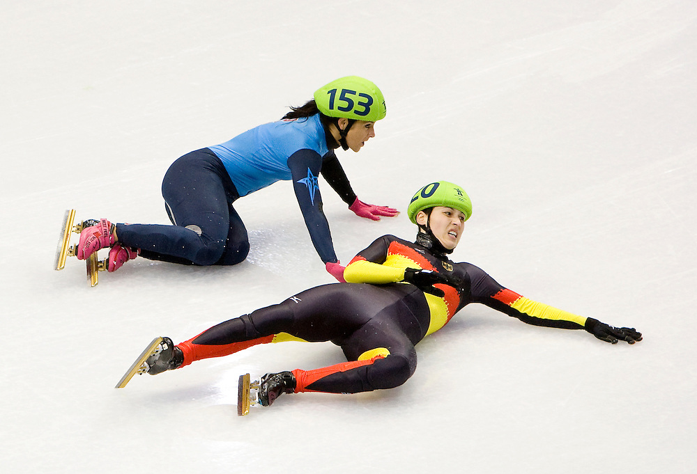 Short Track Speed Skating - Women, 2010 Vancouver Winter Olympics